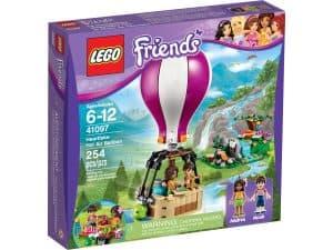 lego 41097 heartlake hot air balloon