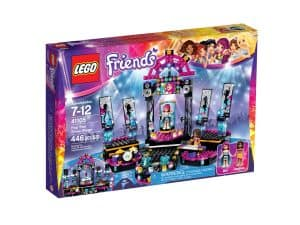 lego 41105 pop star show stage