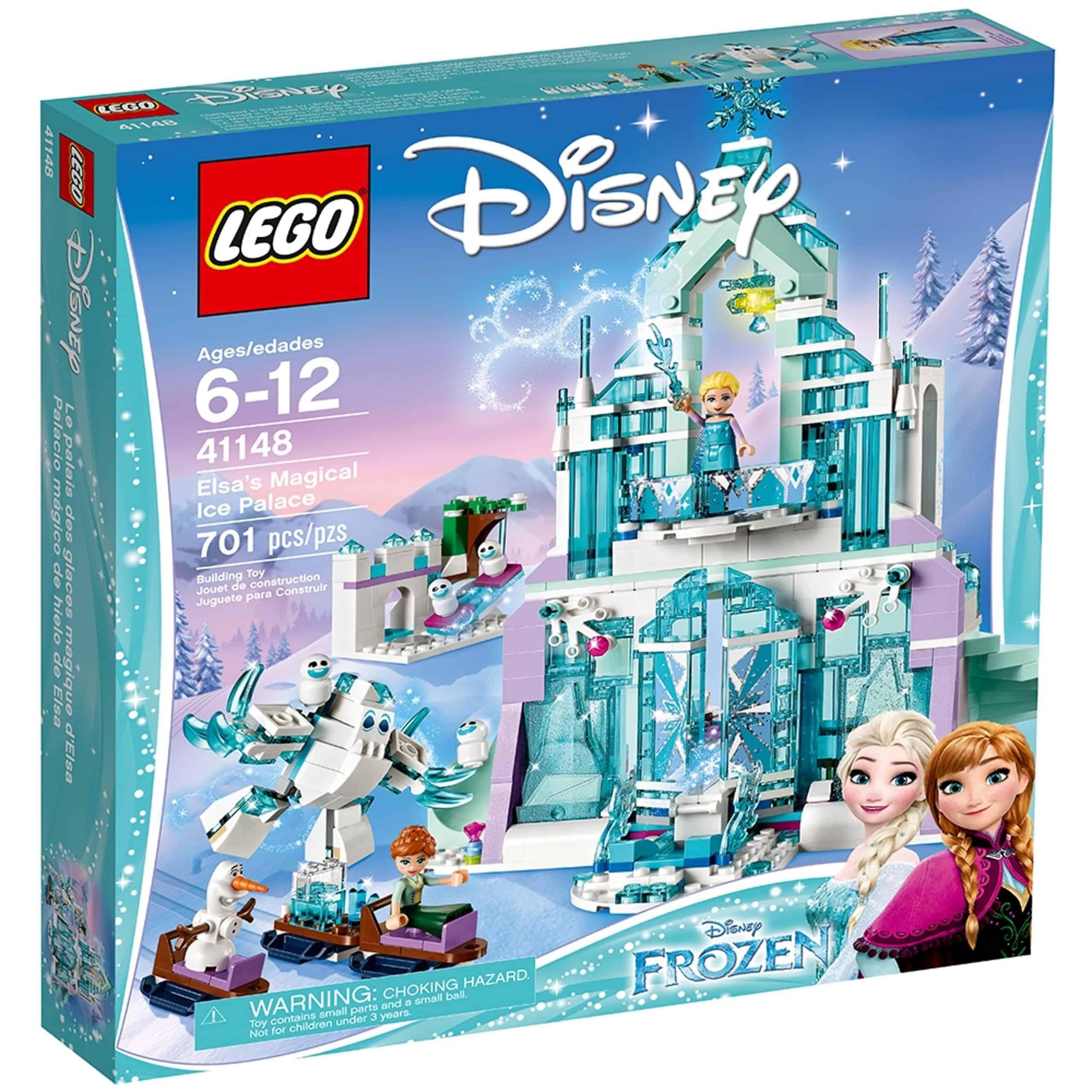 lego 41148 elsas magical ice palace scaled