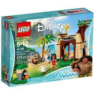 lego 41149 moanas island adventure