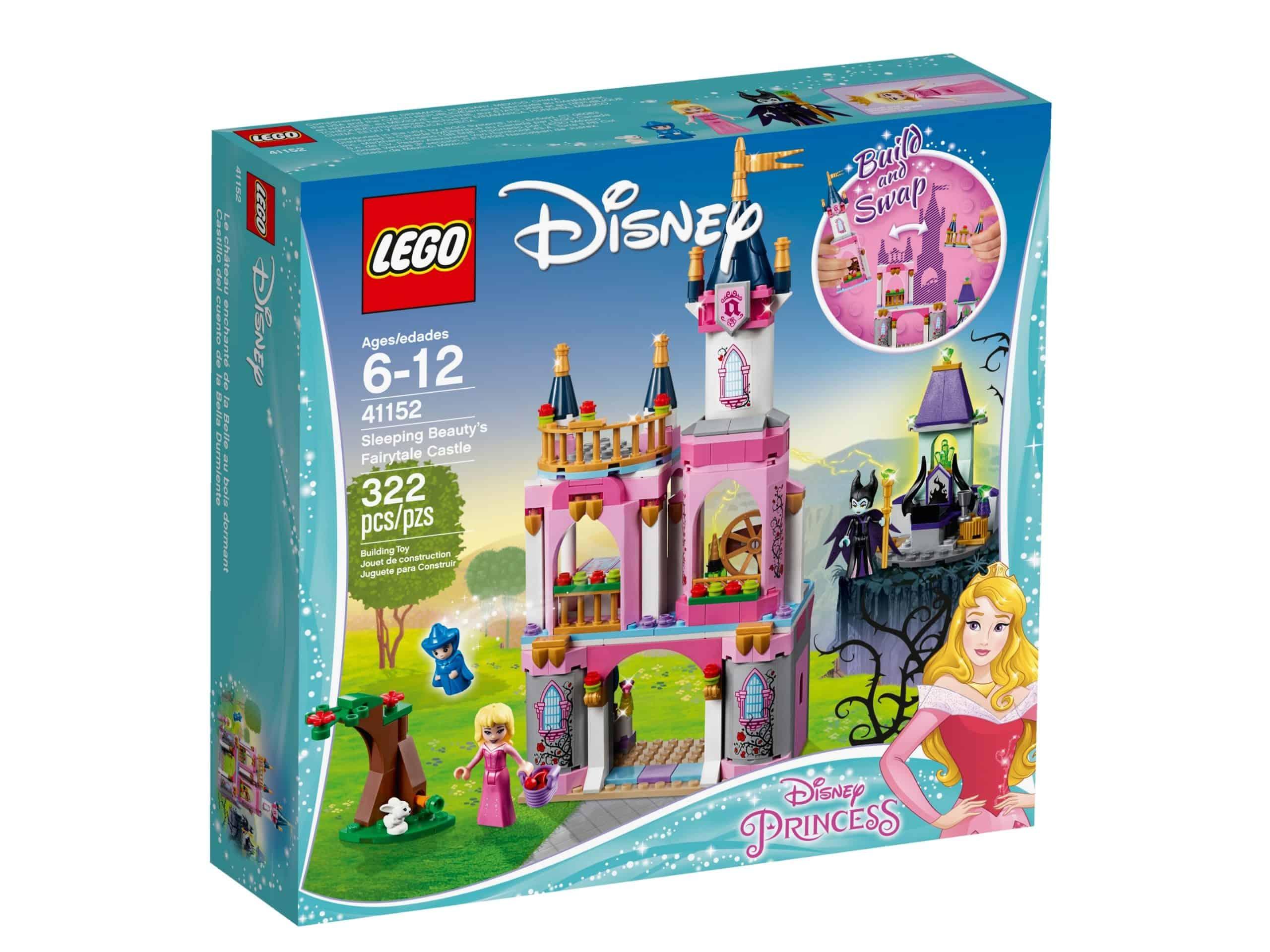 lego 41152 sleeping beautys fairytale castle scaled