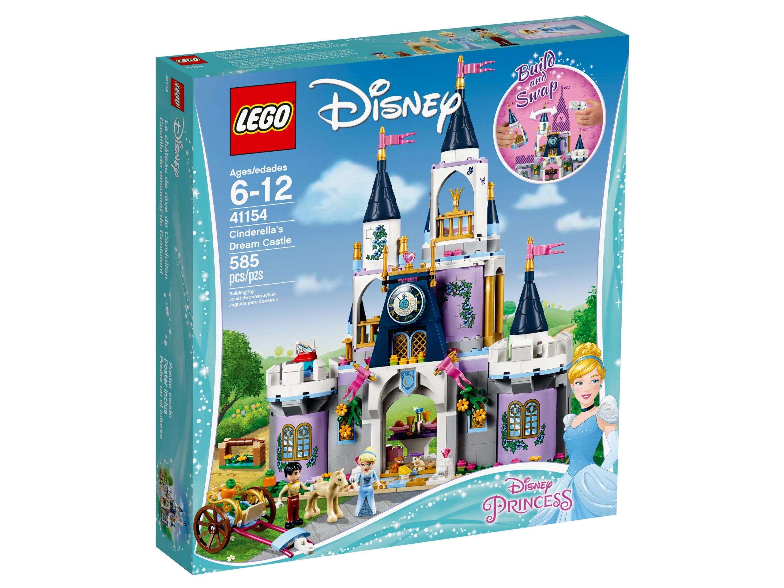 lego 41154 cinderellas dream castle scaled