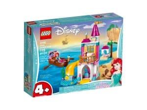 lego 41160 ariels seaside castle