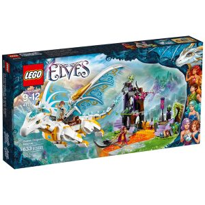 lego 41179 queen dragons rescue