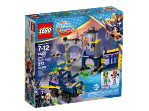 lego 41237 batgirl secret bunker