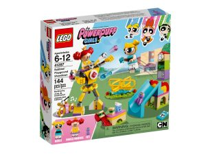 lego 41287 bubbles playground showdown