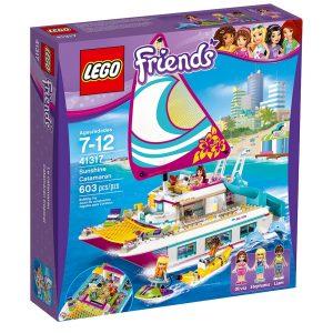lego 41317 sunshine catamaran