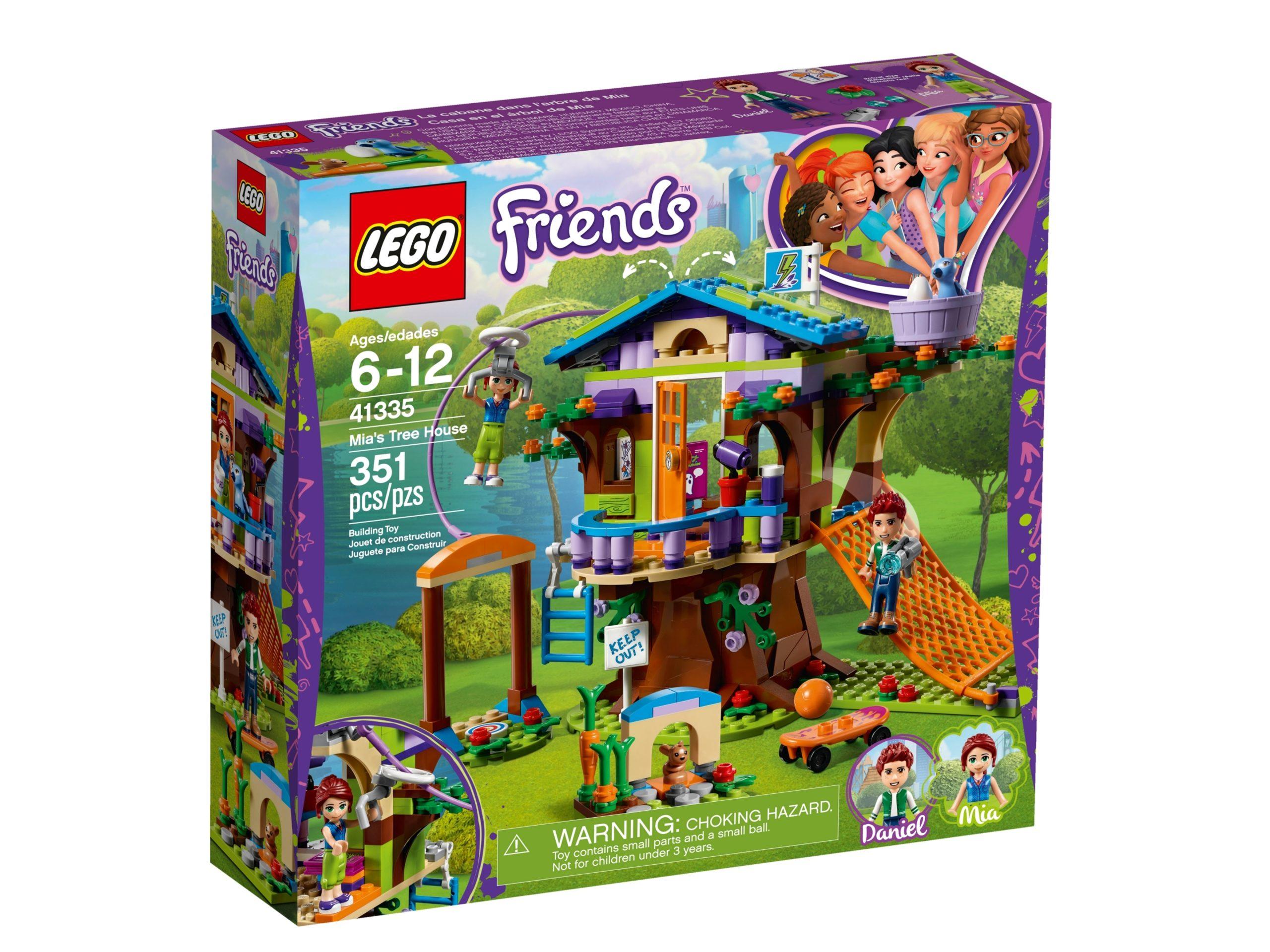LEGO 41335 sale - Mia's Tree House - $ 29.99 lowest price