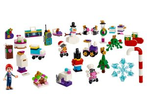 lego 41382 friends advent calendar