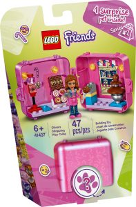 lego 41407 olivias shopping play cube