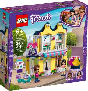 lego 41427 emmas fashion shop