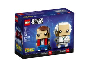 lego 41611 marty mcfly doc brown