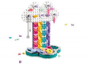 lego 41905 rainbow jewelry stand