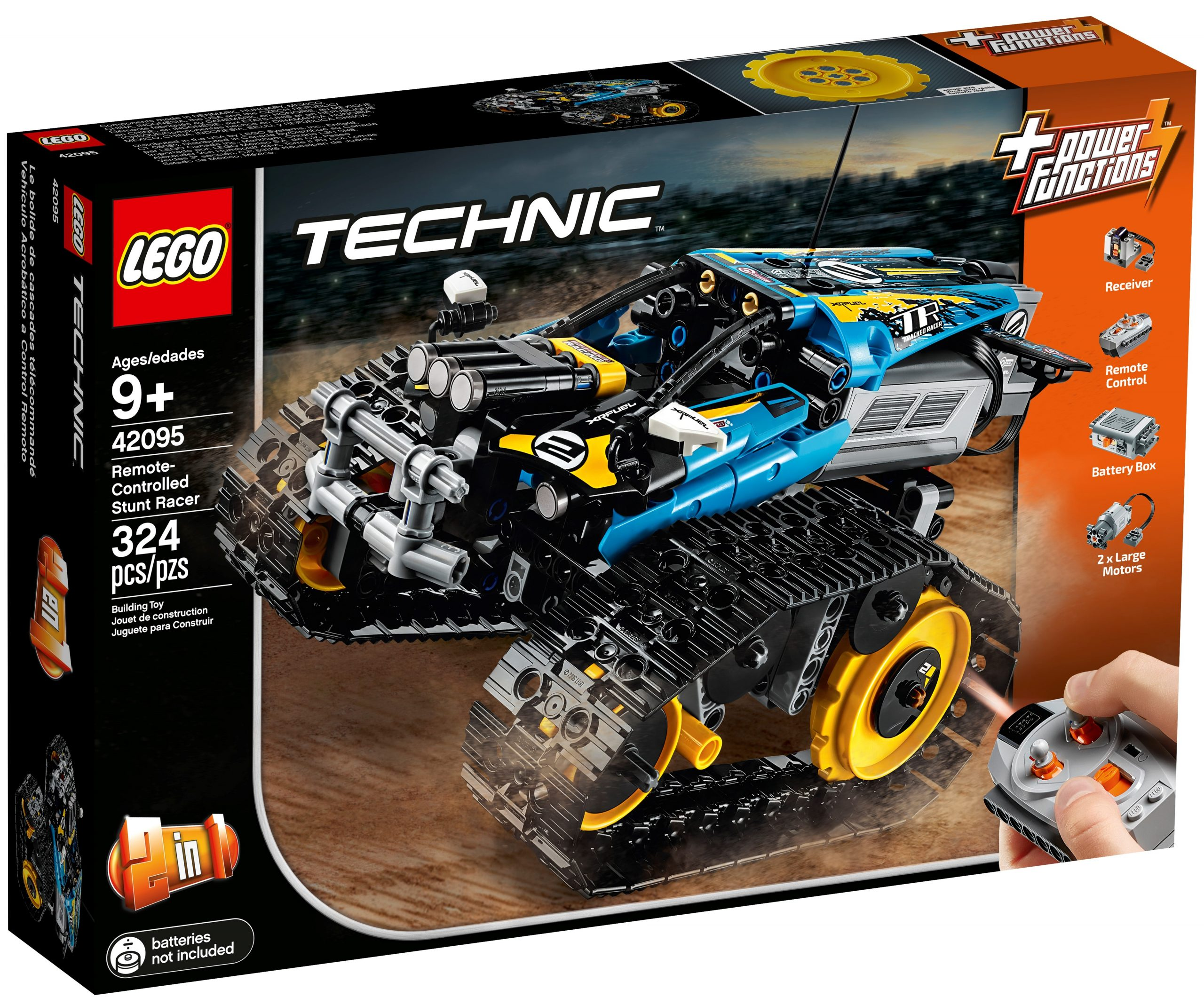lego 42095 remote controlled stunt racer scaled