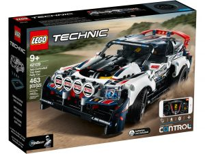 lego 42109 app controlled top gear rally car