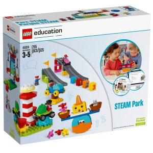 lego 45024 steam park