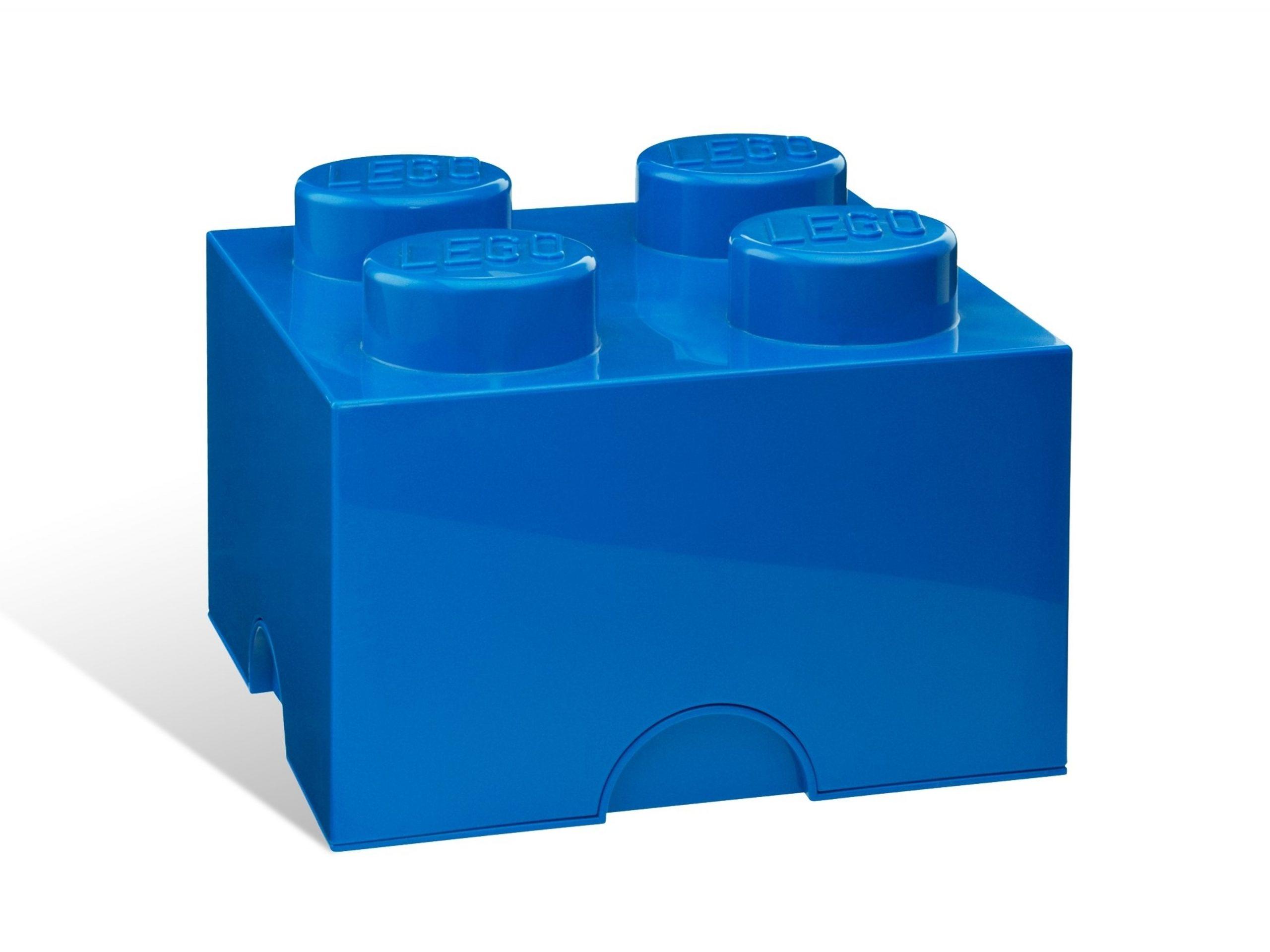 lego 5001383 4 stud blue storage brick scaled