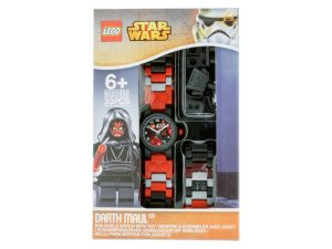 lego 5004606 star wars darth maul watch