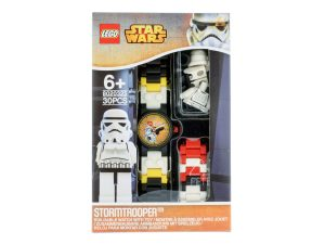 lego 5004609 star wars stormtrooper minifigure link watch