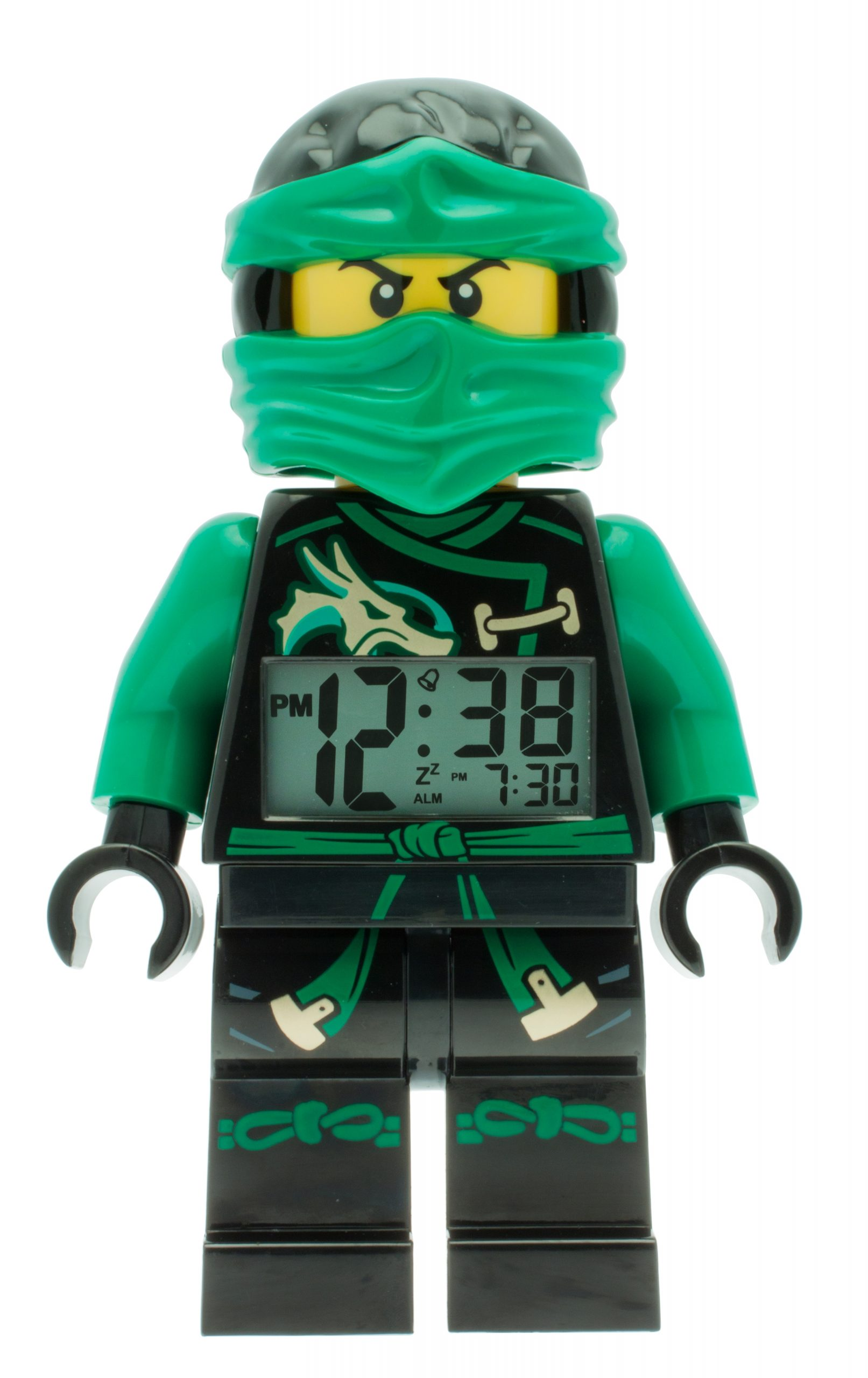 lego 5005118 ninjago sky pirates lloyd minifigure alarm clock scaled