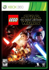 lego 5005137 star wars the force awakens xbox 360 video game