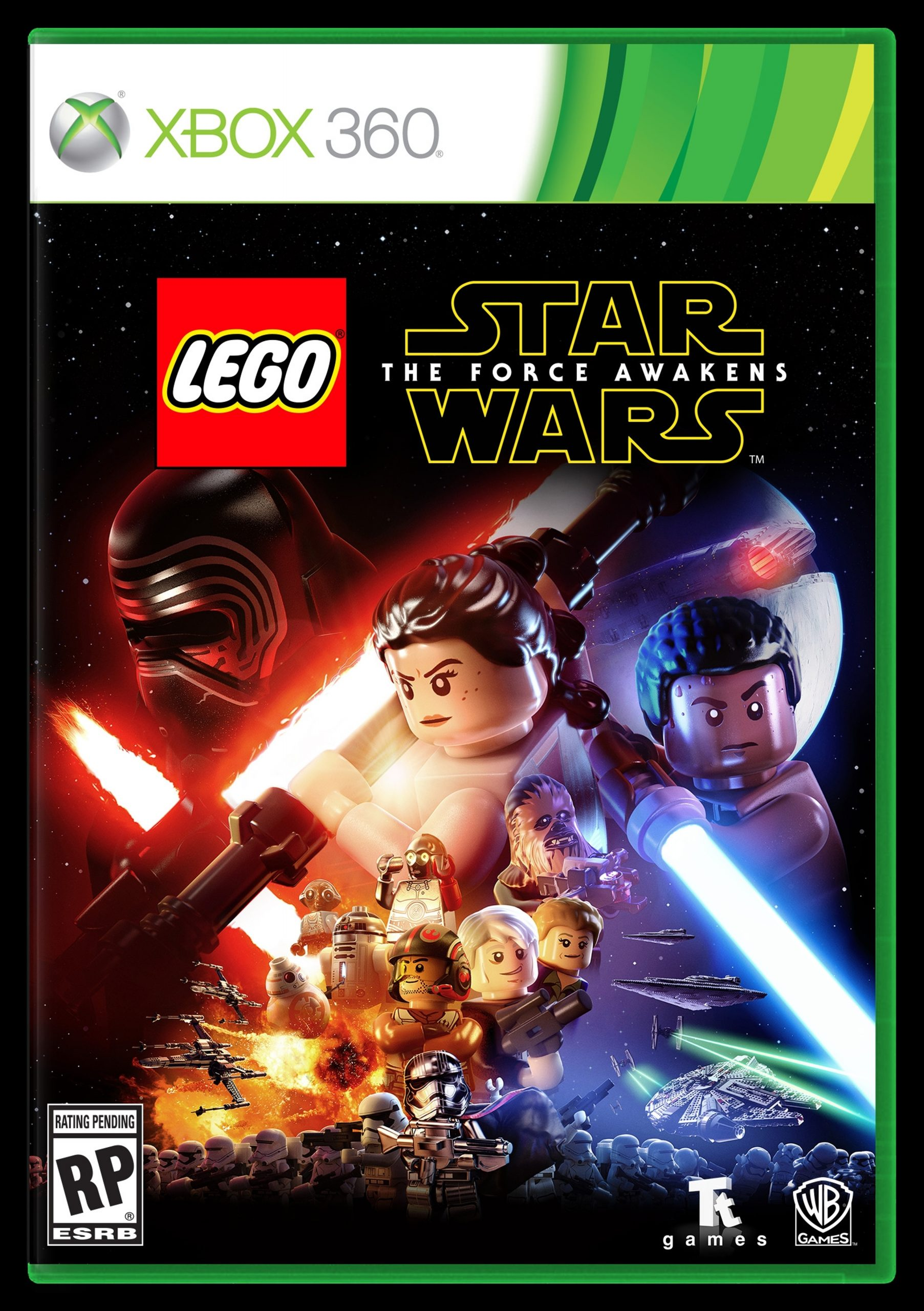lego 5005137 star wars the force awakens xbox 360 video game scaled