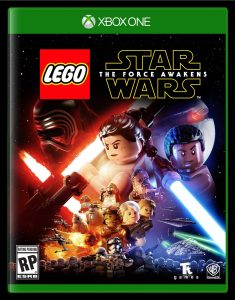 lego 5005140 star wars the force awakens xbox one video game
