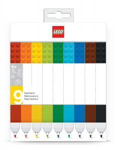 lego 5005147 9 pack marker set