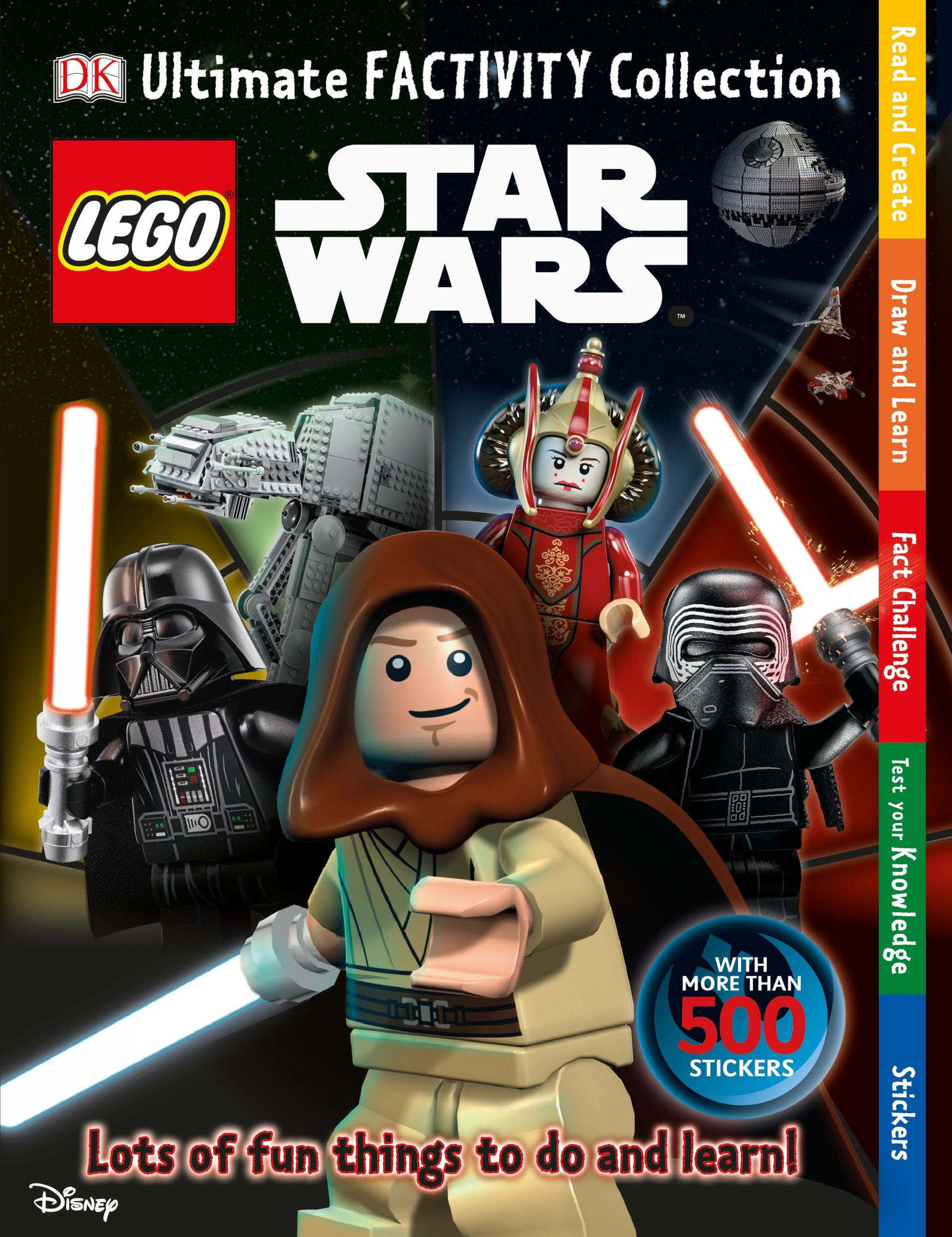 lego 5005149 star wars ultimate factivity collection scaled