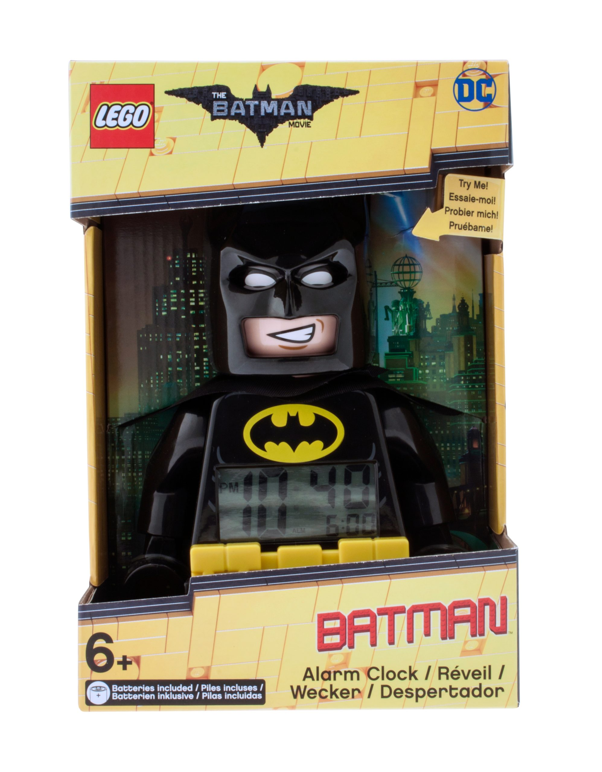 lego 5005222 batman movie batman minifigure alarm clock scaled