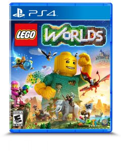 lego 5005366 worlds playstation 4 video game