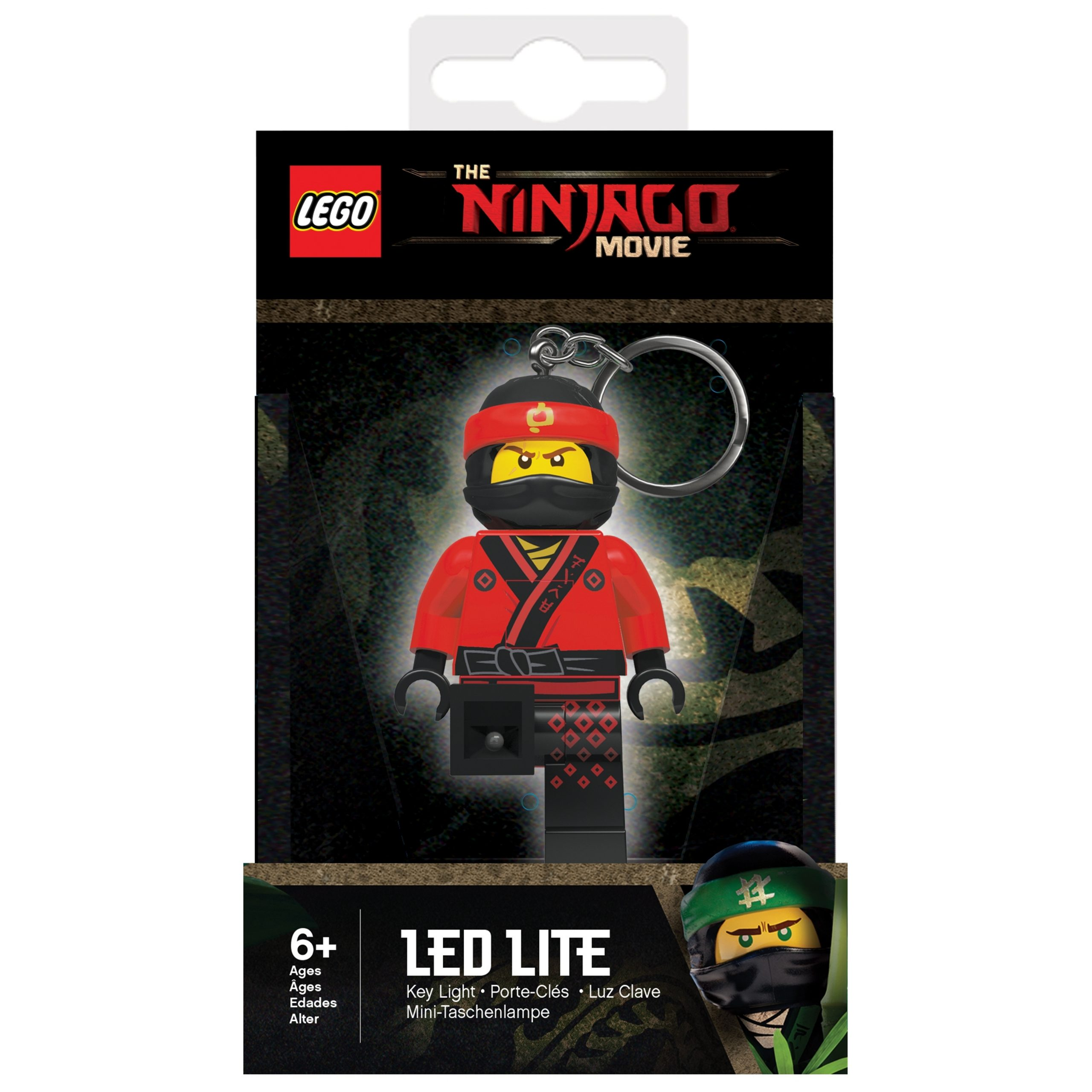 lego 5005392 ninjago movie kai key light scaled
