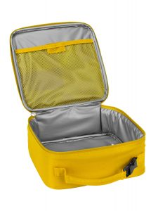 lego 5005515 brick lunch bag yellow