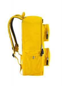 lego 5005520 brick backpack yellow