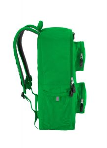 lego 5005525 brick backpack green