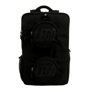 lego 5005537 brick backpack black