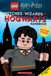 lego 5005678 harry potter witches and wizards character handbook
