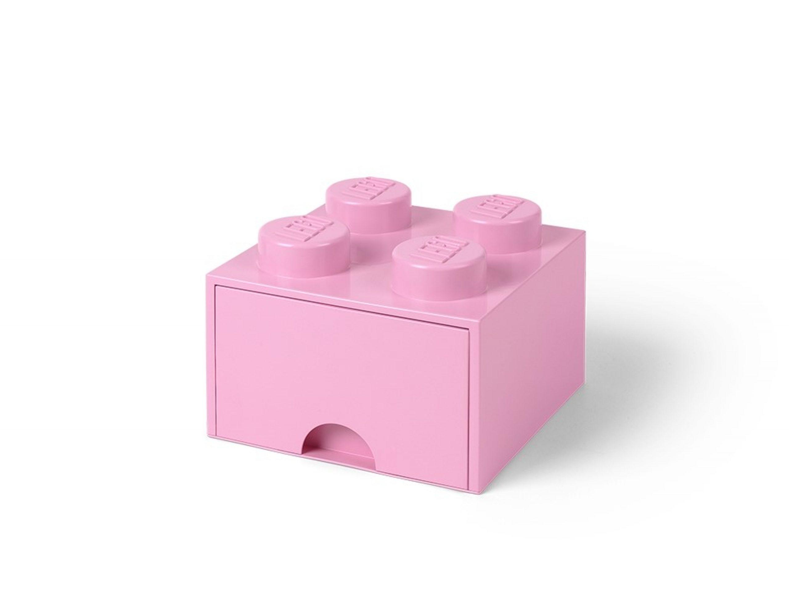 lego 5005712 4 stud light purple storage brick drawer scaled
