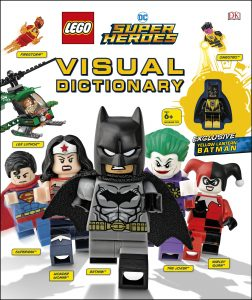 lego 5005730 dc super heroes visual dictionary