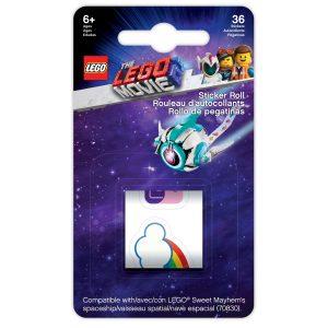 lego 5005738 movie 2 sticker roll
