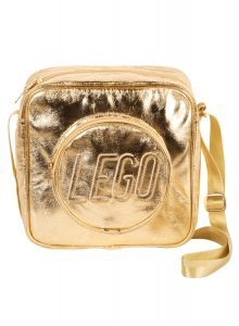 lego 5005816 gold brick crossbody bag