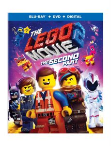 lego 5005885 movie 2 the second part blu ray