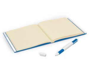lego 5006057 locking notebook with gel pen