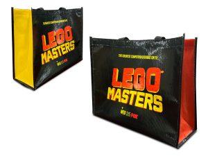lego 5006086 masters rpet shopper bag