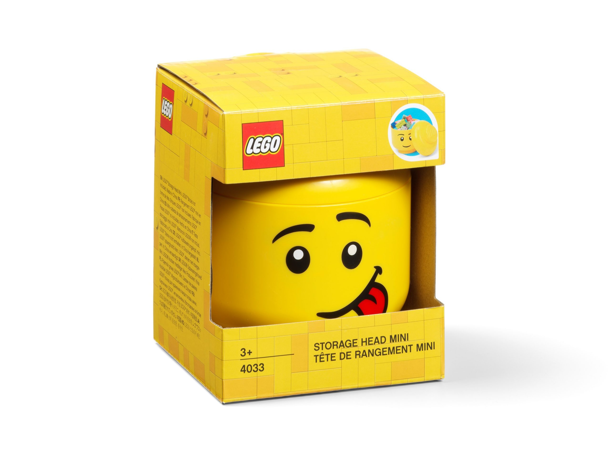 lego 5006210 storage head mini silly scaled