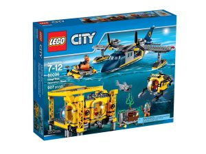 lego 60096 deep sea operation base