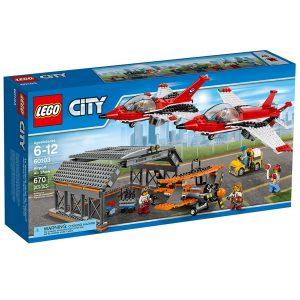 lego 60103 airport air show