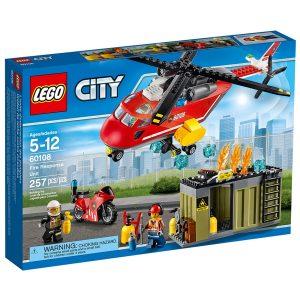 lego 60108 fire response unit