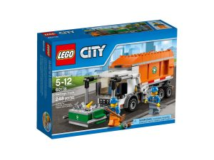 lego 60118 garbage truck