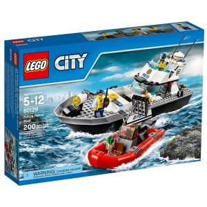 lego 60129 police patrol boat